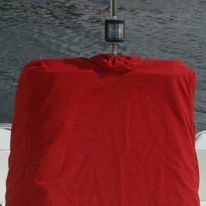 Styrpulpetöverdrag Classic 565 rött