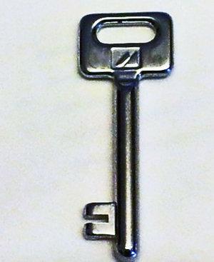 Nyckel till dörr