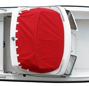 Kapelltaklucka 560 MC rött  fr. o. m årsmodell 2014