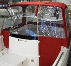 Kapell S-cruiser 570 rött